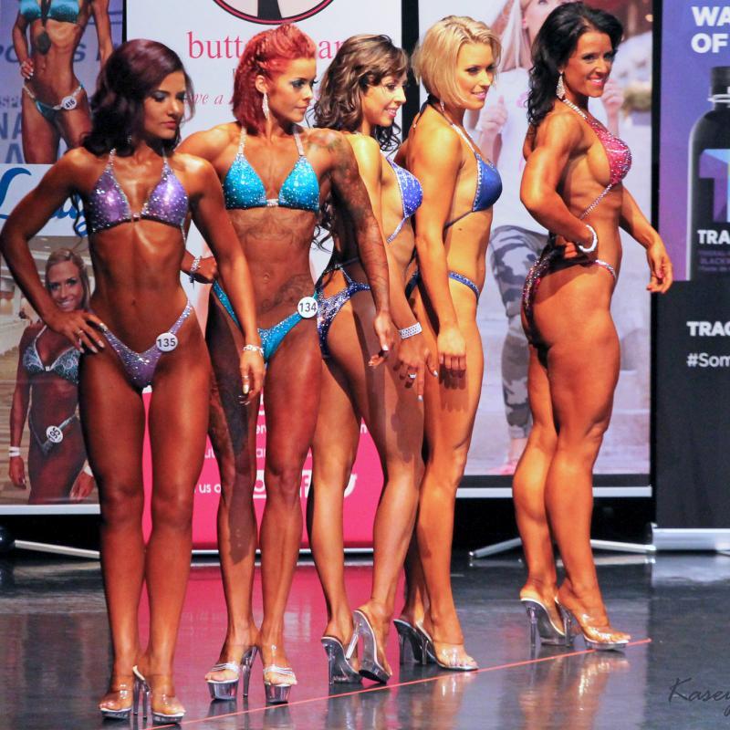 Výběr bot na bikini fitness nebo body fitness soutěže